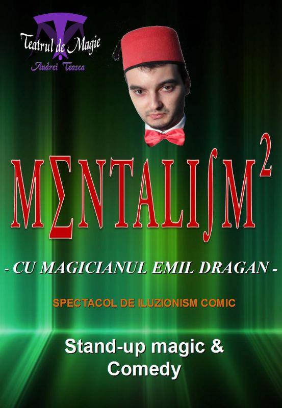 MENTALISM - Stand-up Magic