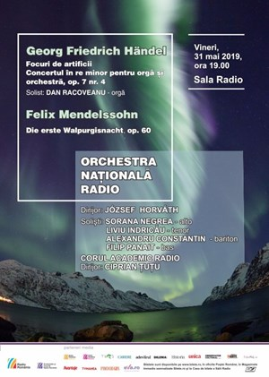 Orchestra Nationala Radio - Orga in Concert