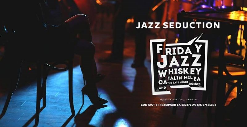 Copper's Friday Jazz & Whiskey