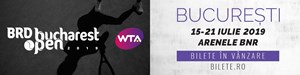 BRD Bucharest Open WTA