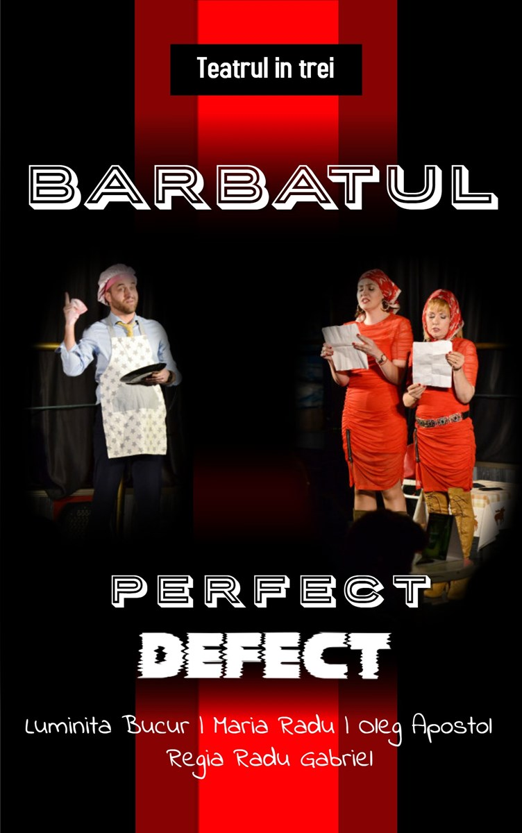 bilete Barbatul perfect defect