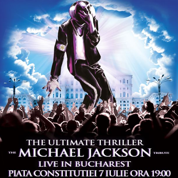 The Ultimate Thriller - The Michael Jackson Tribute