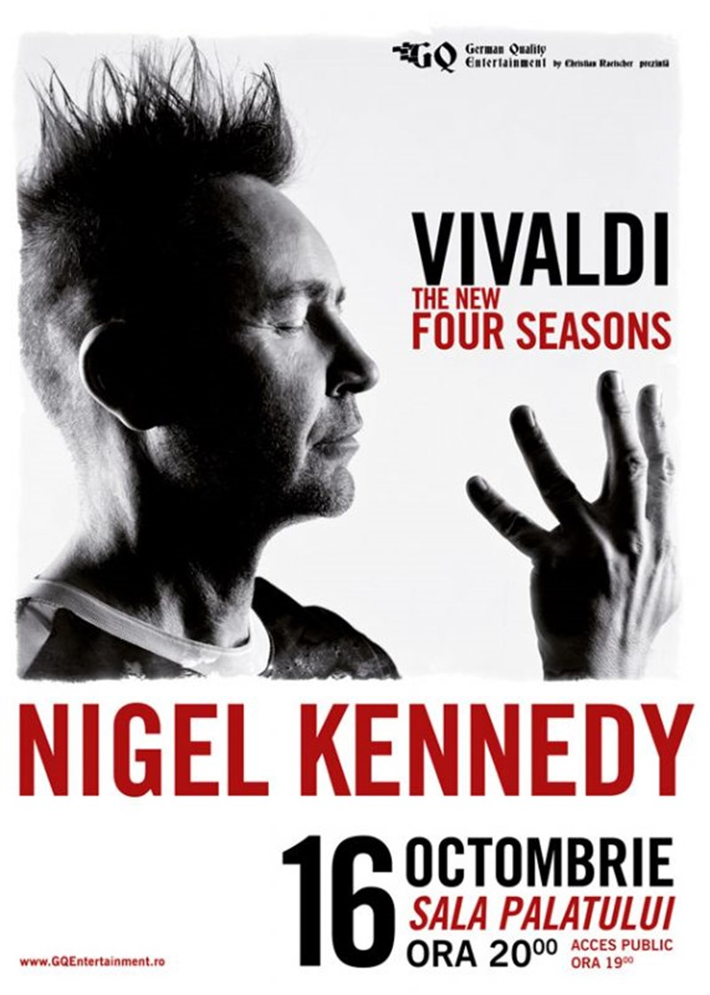 Nigel Kennedy - Vivaldi The New Four Sesons