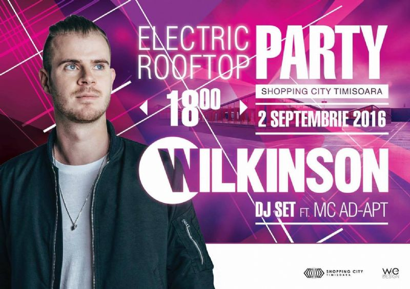 WILKINSON - Electric Rooftop Party