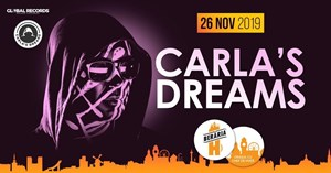 Carla's Dreams in Concert la Beraria H