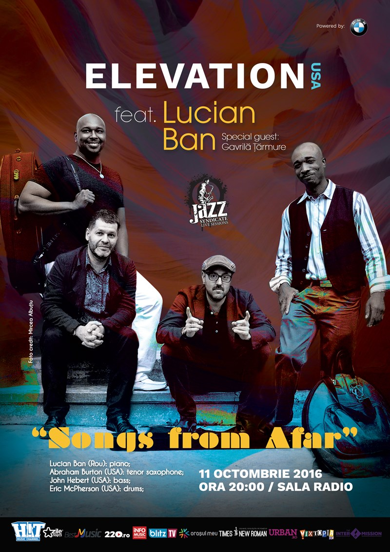 Elevation feat Lucian Ban - Songs from Afar
