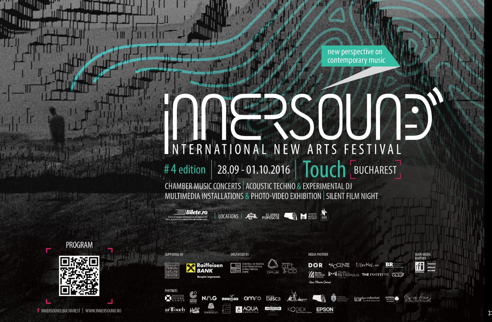 Festivalul International de Arte Noi InnerSound