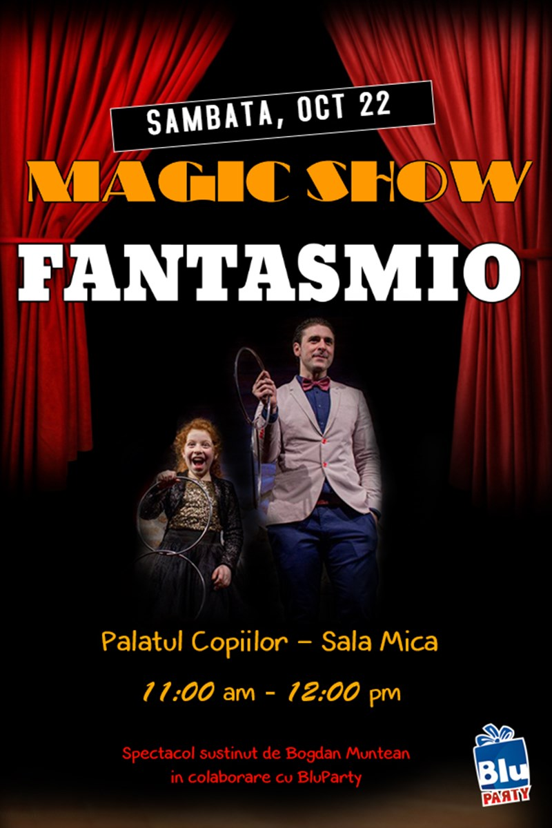 Magic Show - Fantasmio