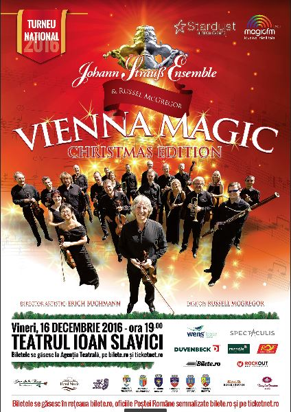 Best of Viena cu Johann Strauss Ensemble