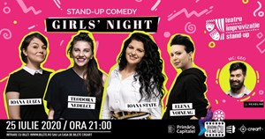 Stand-up comedy – Girl's Night