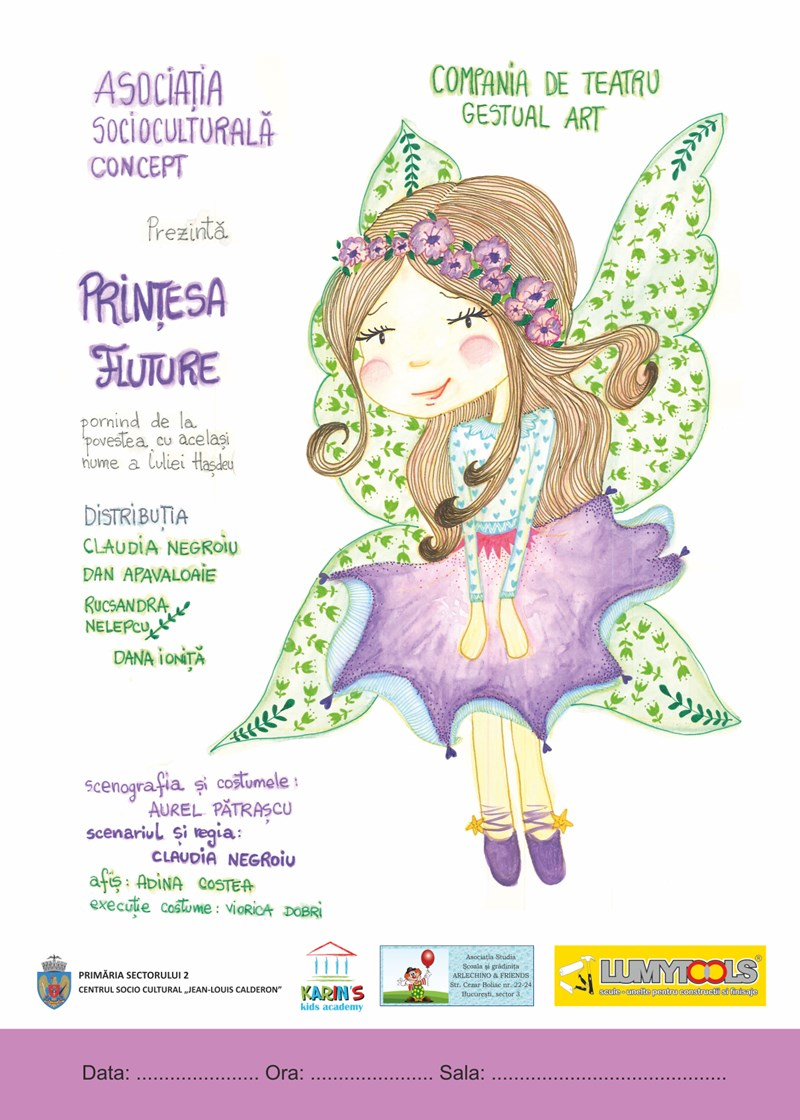 Printesa Fluture - 29 Oct 2016