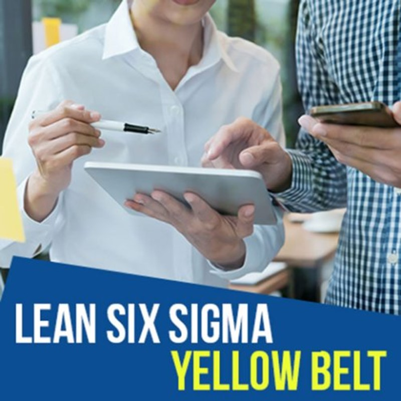 bilete Lean Six Sigma Yellow Belt