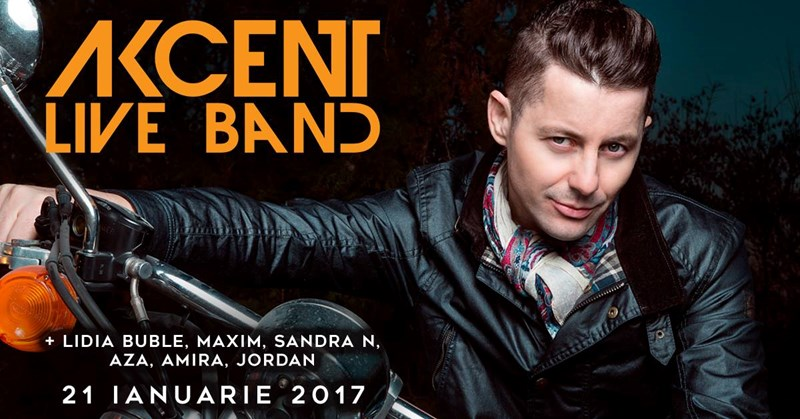 Akcent & Live Band
