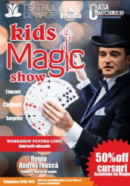 Magic Show - Kids Magic Workshop