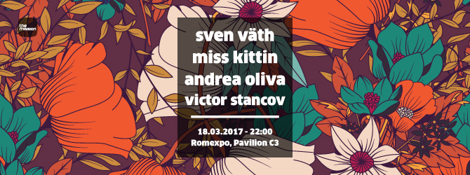 The Mission presents Sven Vath