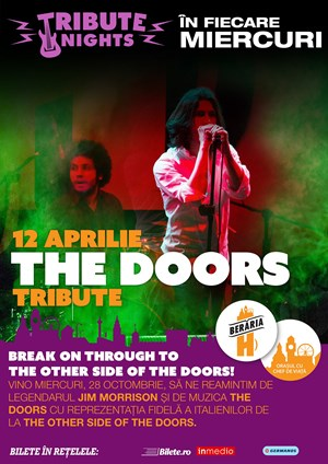 Concert The Doors Tribute