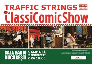 Traffic Strings - ClassiComicShow