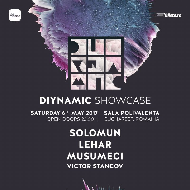 THE MISSION Pres. Diynamic Showcase