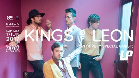 bilete Kings of Leon - WALLS TOUR