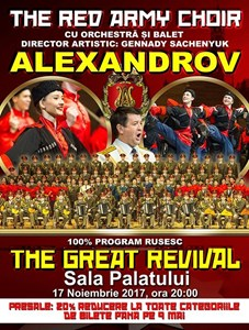Ansamblul The Red Army Choir (Corul Alexandrov) - The Great Revival