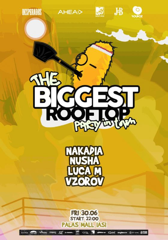 The Biggest Rooftop Party in Town 4th Edition