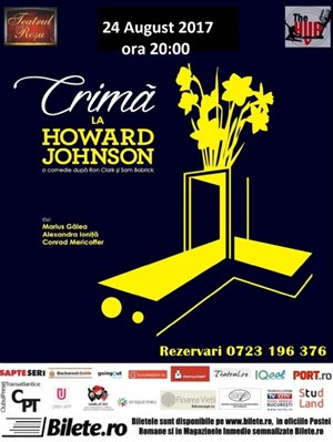Crima la Howard Johnson