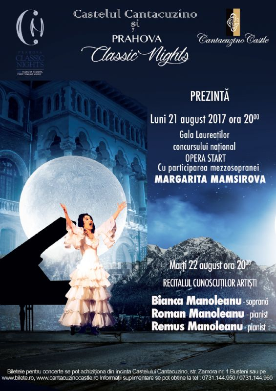 Gala Laureatilor concursului national Opera Start