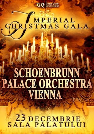 Imperial Christmas Gala 2017 - Schoenbrunn Palace Orchestra Vienna