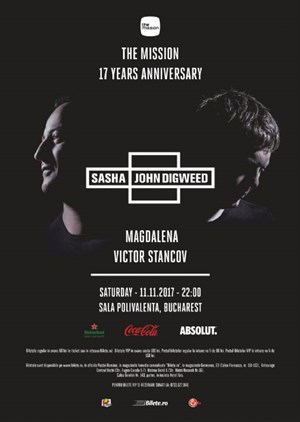 The Mission 17 Years Anniversary