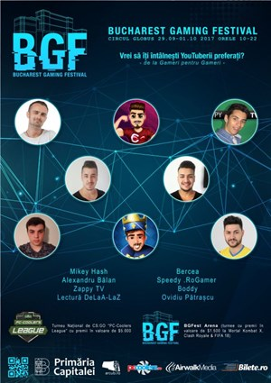 Bucharest Gaming Festival