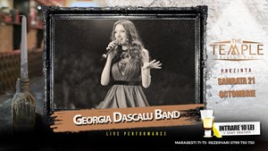 LIVE is Beautiful with Georgia Dascalu & Band