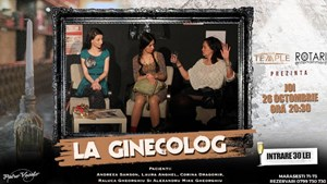 La Ginecolog - The Temple Social Pub