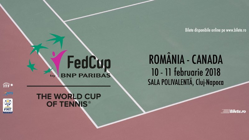 Fed Cup by BNP Paribas 2018