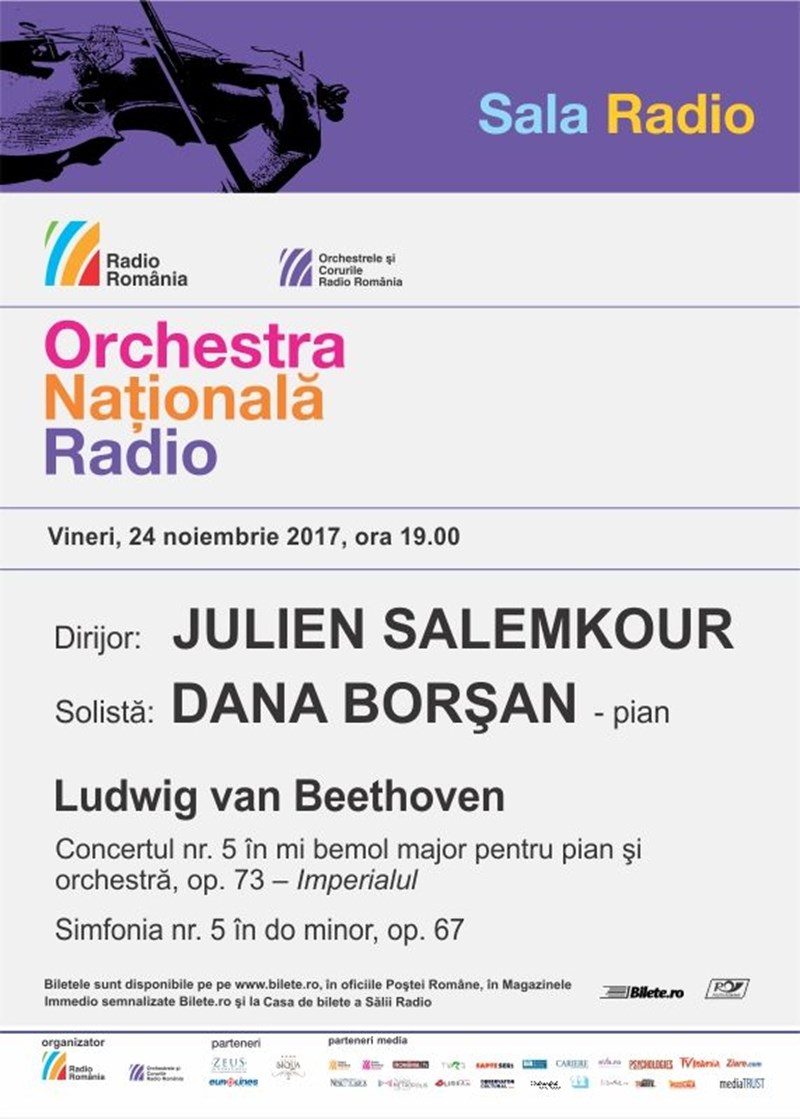 Dana Borsan - Orchestra Nationala Radio