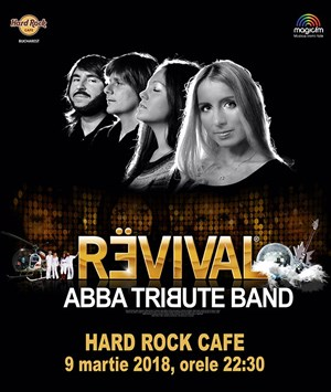 Abba Tribute Band – Revival/ The Tribute to ABBA