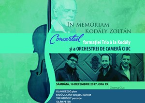 In memoriam Kodaly Zoltan