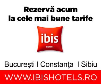 Ibis Hotels Bucuresti, Constanta, Sibiu