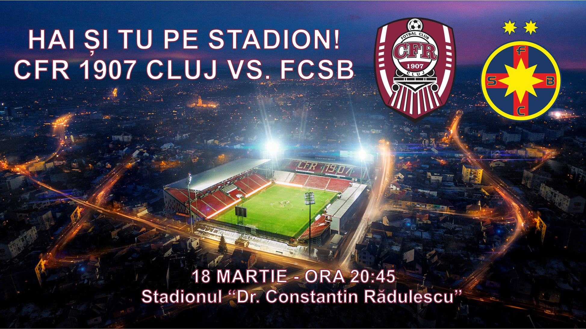 FCSB - CFR Cluj betting preview 22 December | Betdistrict.com