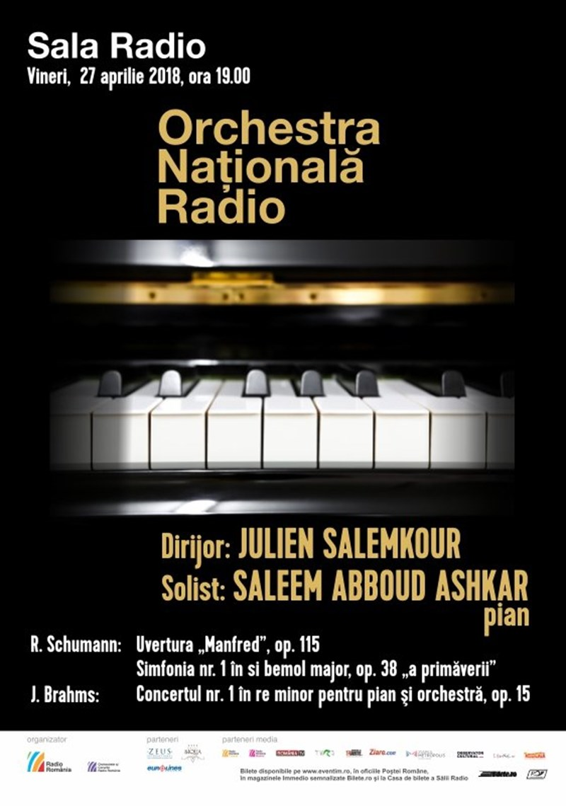 Saleem Abboud Ashkar - Orchestra Nationala Radio