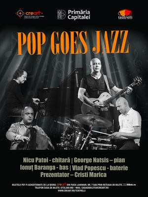 Concert Pop Goes Jazz