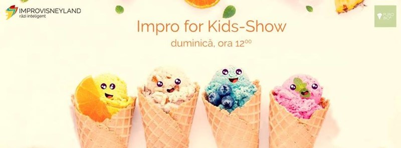 Impro for kids - Show
