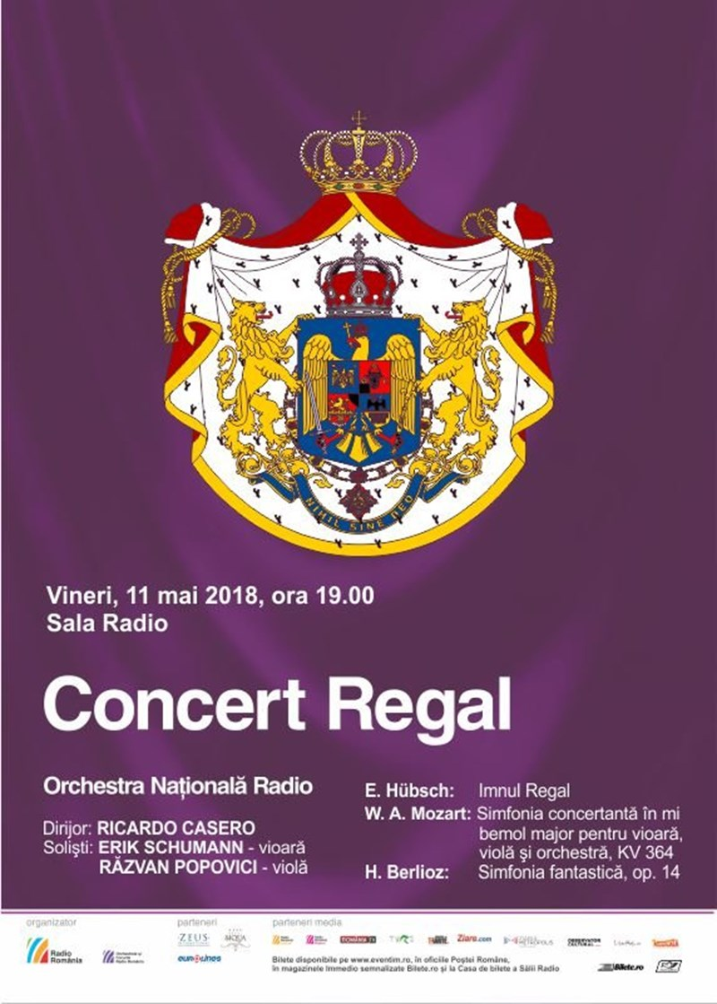 Concert Regal - Orchestra Nationala Radio