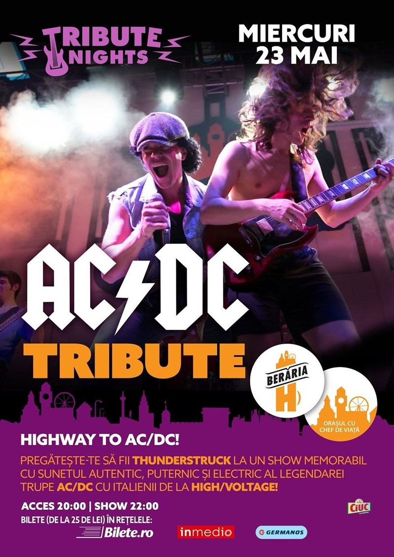 AC/DC [Concert] / All the hits LIVE w/ High/Voltage