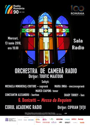 G. Donizetti - Messa da Requiem - Orchestra de Camera Radio