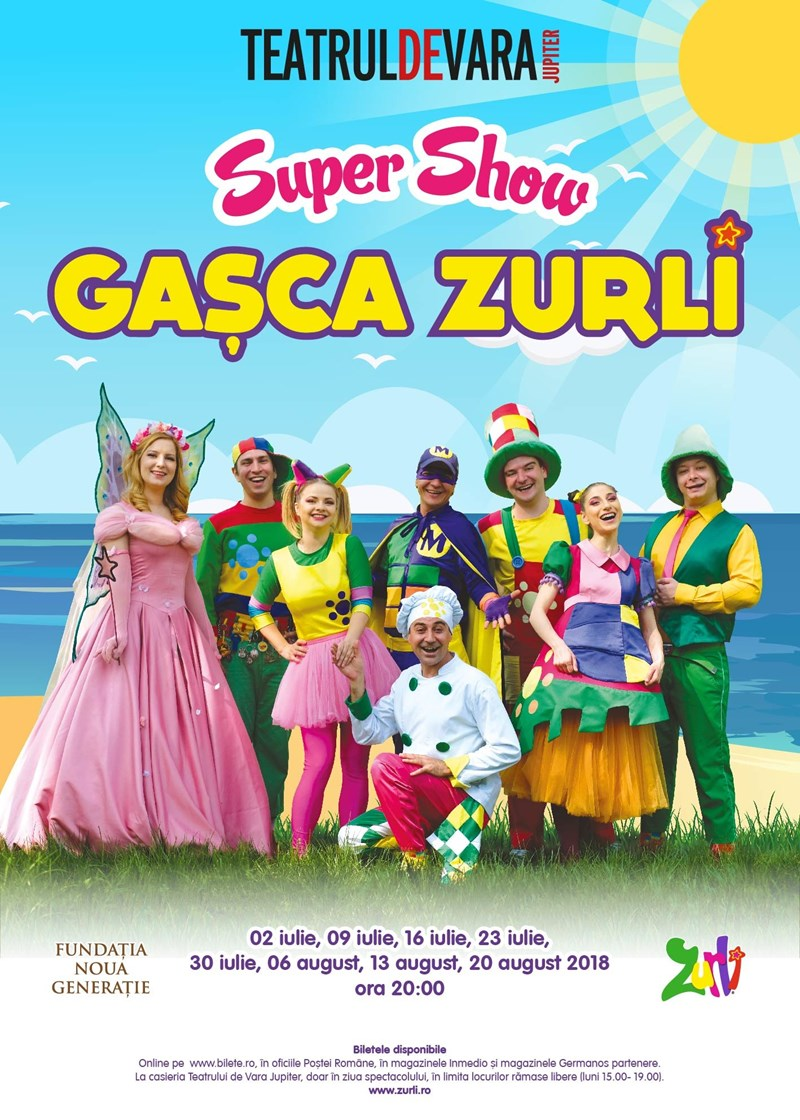 SUPERSHOW - GASCA ZURLI